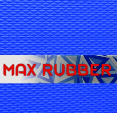 Placa de Borracha Microporosa MAX RUBBER - 1,50 x 0,90 - 85% BORRACHA